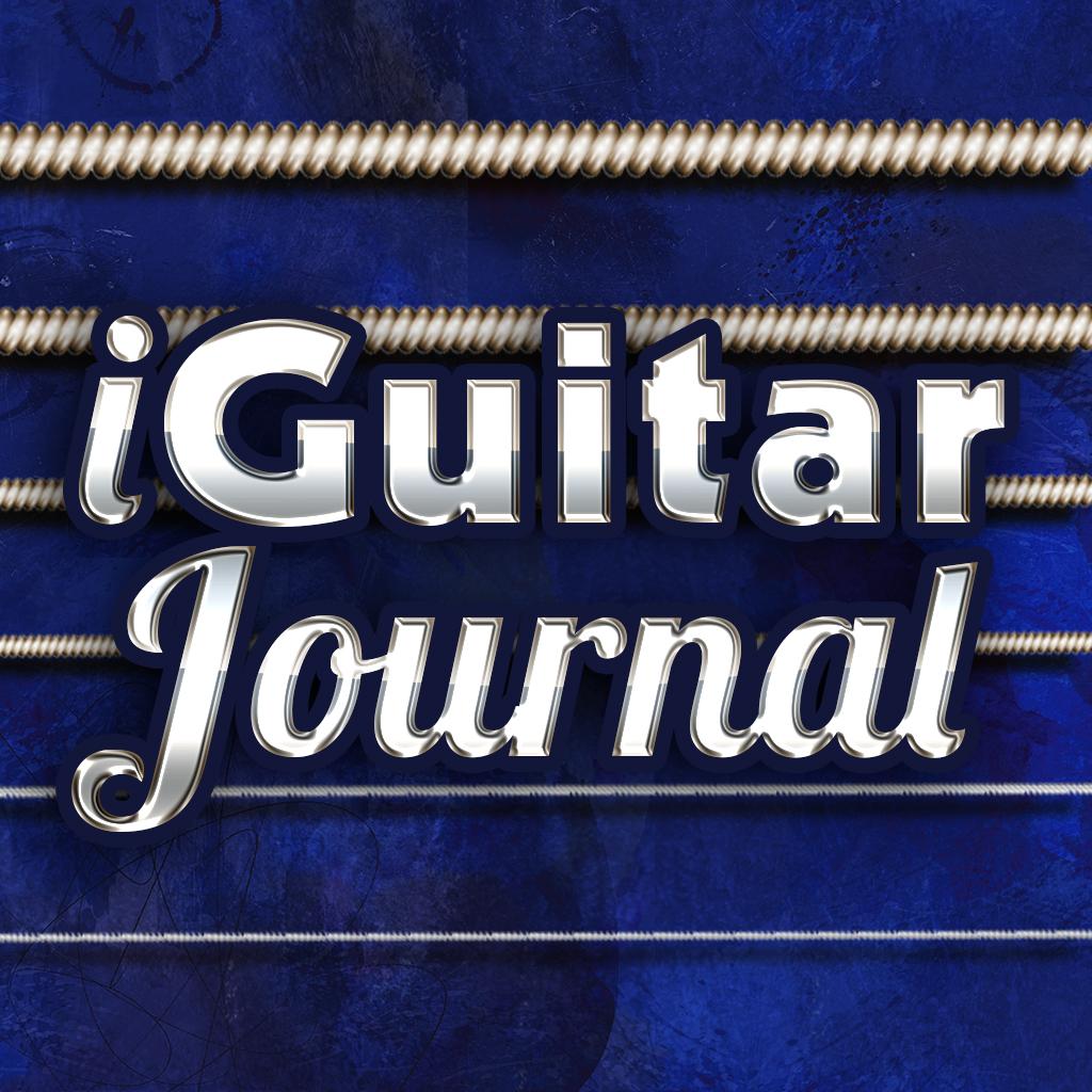 iGuitarJournal App Icon